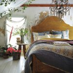 anthropologie style bedding wooden sidi chandelier hand embossed bed stitched sitara quilt marble top side table