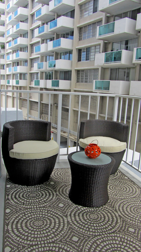 Marvellous Apartment Balcony Furniture to be in Awe Of – Decohoms