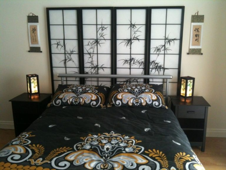 Asian Themed Bedding: Glamorously Beautiful Asian Inspired Bedding Designs