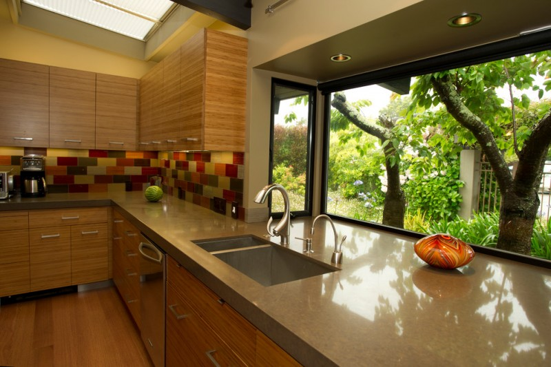 Marvelous Garden Windows For Kitchen To Be In Awe Of Decohoms