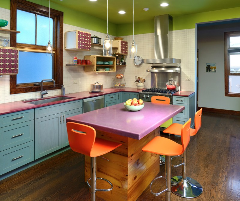 Good Colors For Kitchen Cabinets: Stunningly Good Colors For Kitchens To Use In Your Kitchen