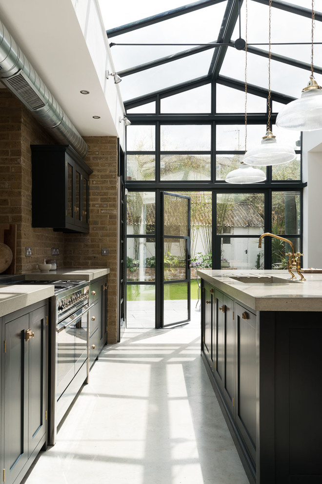 Amazingly Cool Greenhouse Windows For Kitchen To Be