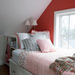 Guest Beds For Small Spaces Carpet Under Bed Storage Pillows Lamps Ceiling Fan Window Farmhouse Bedroom