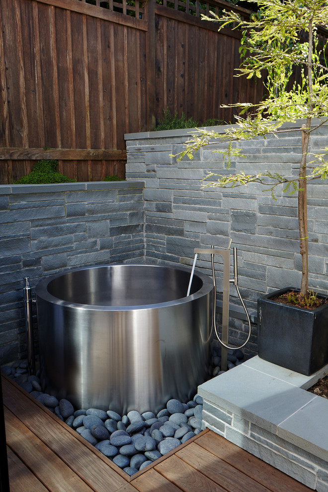 japanese soaking tub small single level floor mounted tub filler stainless steel soaking tub stones bed outside bathtub