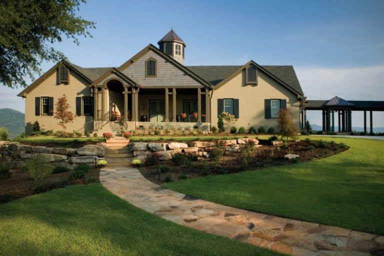 Beautiful ideas of luxury ranch house plans to be stunned for Luxury ranch home plans