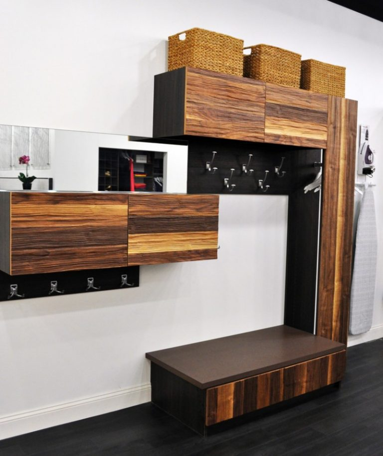 Modern Foyer Storage : Modern entry bench ideas for your fresh entryway decohoms
