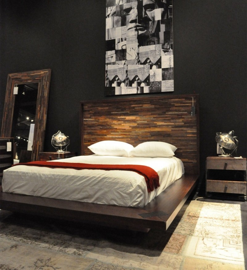 Modern king size bedroom sets for majestic bedroom decohoms - Contemporary king bedroom furniture ...