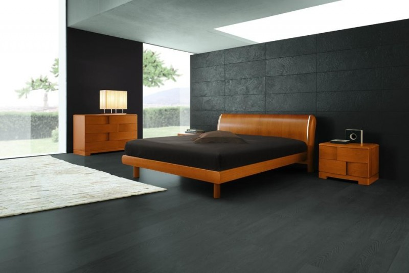 modern king size bedroom sets italian cherry wooden bed nightstand dresser boxes storage cool bedroom