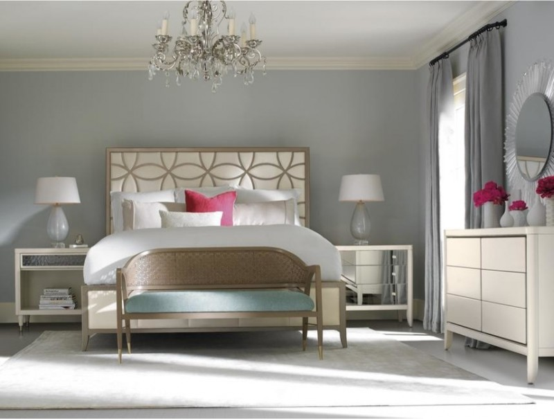 modern king size bedroom sets sleeping beauty king bed beautiful dresser unique mirror pink flower mirrored & Modern King Size Bedroom Sets for Majestic Bedroom | Decohoms