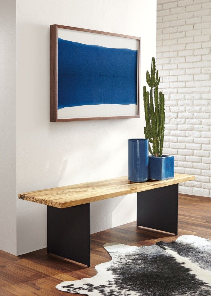 Foyer Minimalist Guide : Modern entry bench ideas for your fresh entryway decohoms