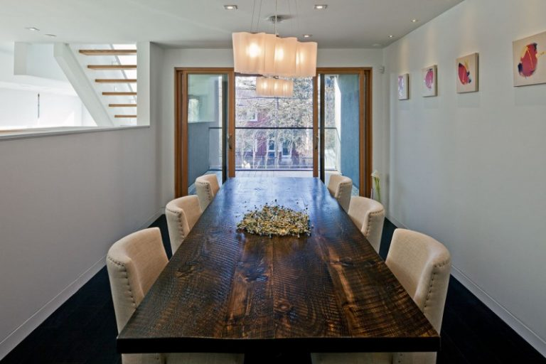 Awesome Narrow Dining Room Tables You Should Peek At ...
