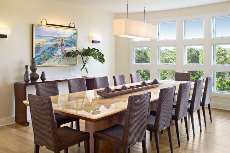 Awesome Narrow Dining Room Tables You Should