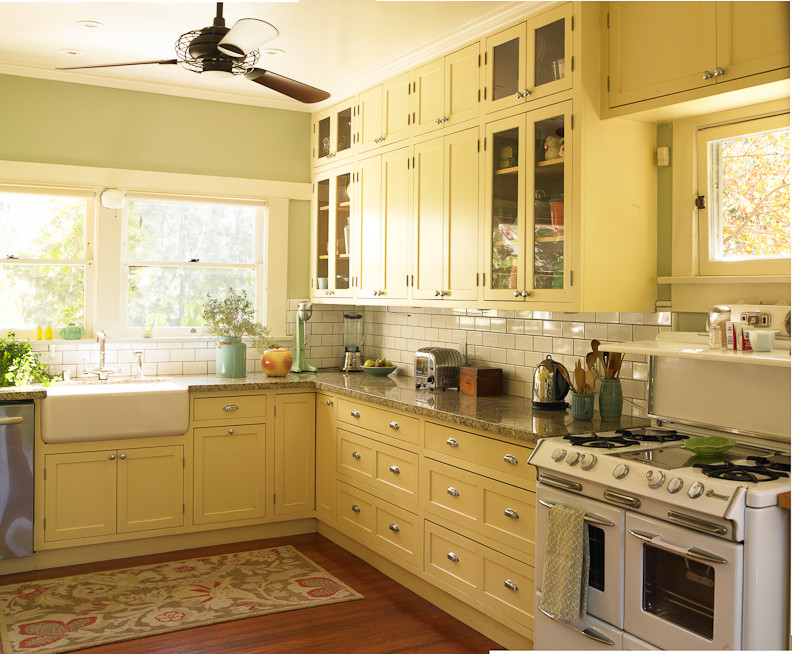 Popular paint colors for kitchens you can choose decohoms - Popular colors for kitchens ...