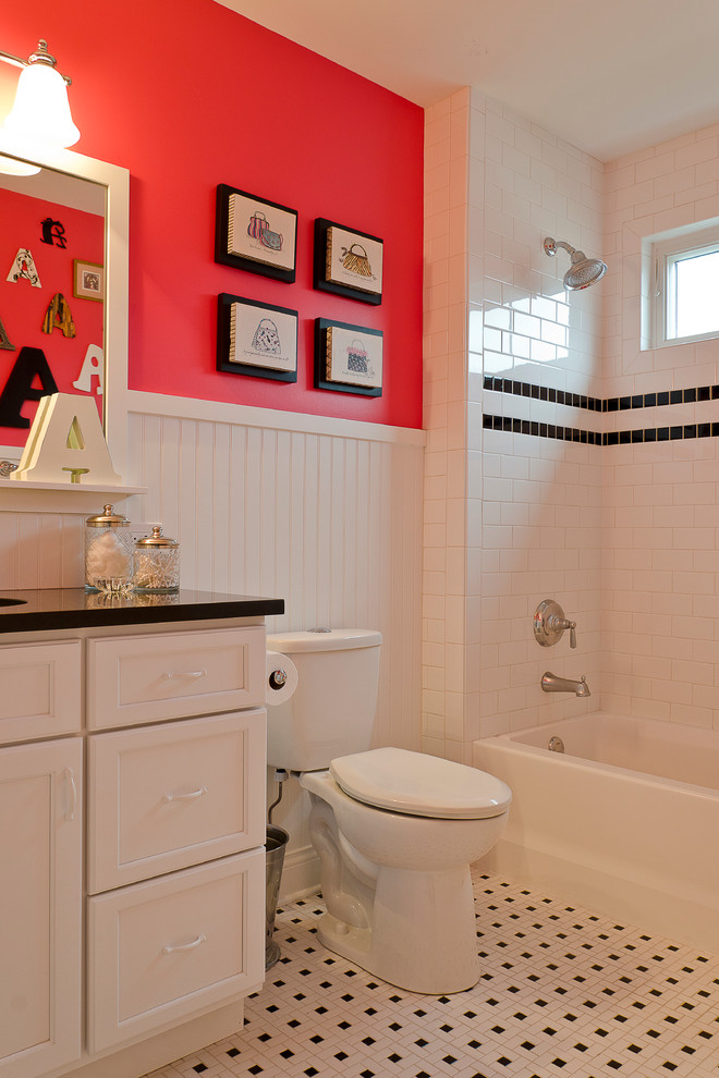 great choices of fancy colors for a small bathroom – decohoms