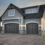 small home plans with garage grey garage doors garage workshop certainteed moire black pergola over garage house stone facade