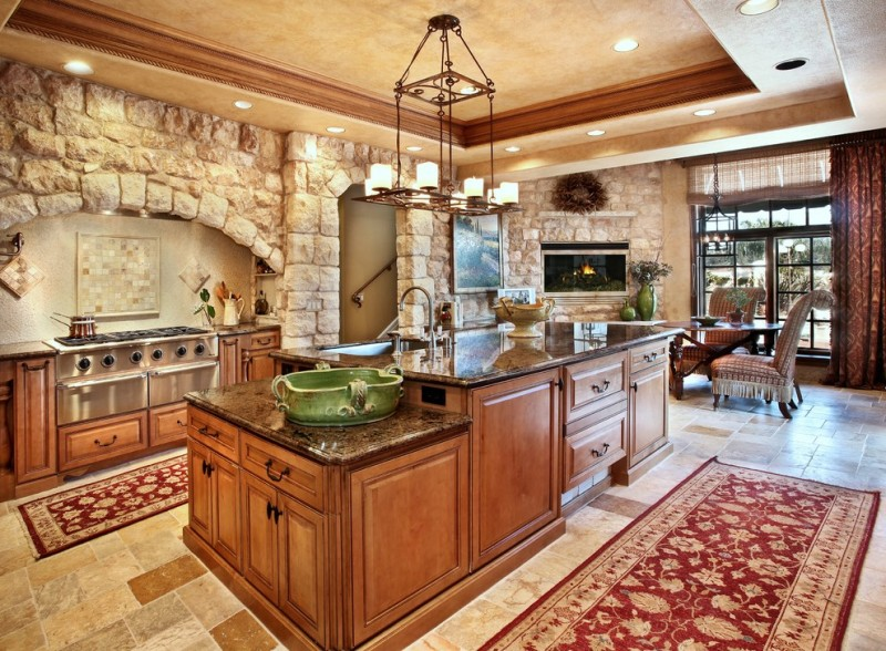 Lively Tuscan Interior Design The Idea Serving You Best