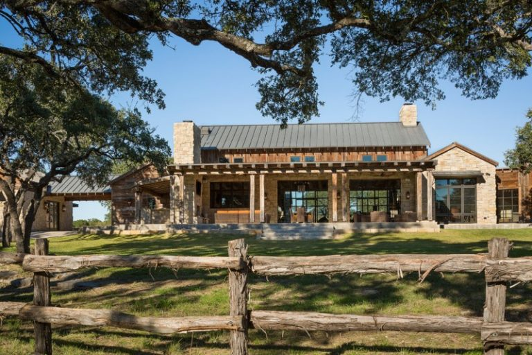Superb designs of texas ranch house plans to adore decohoms for Texas hill country home designs