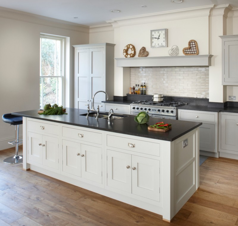 Shaker Kitchen Cabinet Plans: Tens Of Inspiring Kitchen Islands With Storage And Chairs
