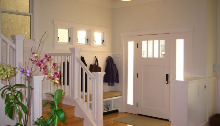 Foyer Minimalist Jobs : Modern entry bench ideas for your fresh entryway decohoms