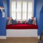 window seats with storage traditional family room interior of window seat is cedar lined for seasonal storage