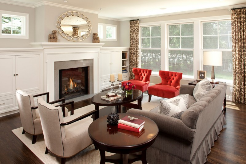 Living Room Modern Accent Chairs Ideas To Beautify Your