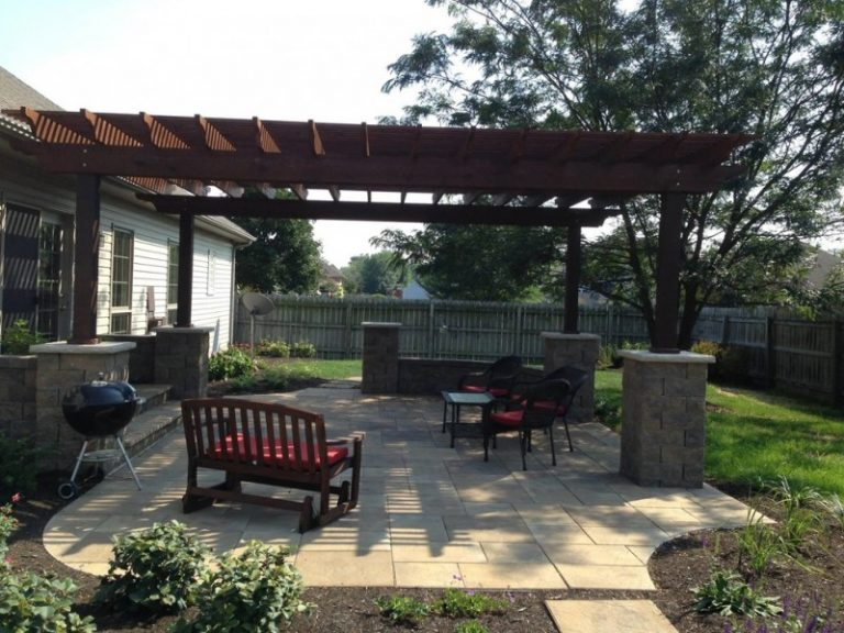 Marvelous Back Yard Patio Designs to be Greatly Inspired By   Decohoms
