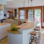 beadboard kitchen island silk plants direct sunflowers wood barstools with iron base kitchen windows with rattan roman shades l shaped kitchen