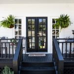 Best Deck Paint Railings Chairs Plants Chairs Traditional Style