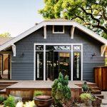 Best Deck Paint Stairs Plants Glass Door Craftsman Exterior Dark Colour White