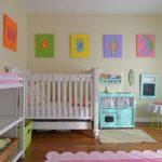 Best Play Kitchens Beautiful Floor Wall Decor Drawings Crib Small Table Window Curtain Stove Shelf Beach Style Nursery Room