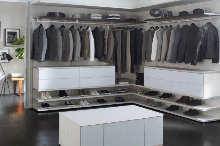 Amazing big walk in closets to draw closet design for California closets reno