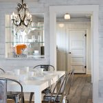 cabin designs and floor plans wood floor shiny chairs table beautiful chandelier shelves lamps eclectic dining room
