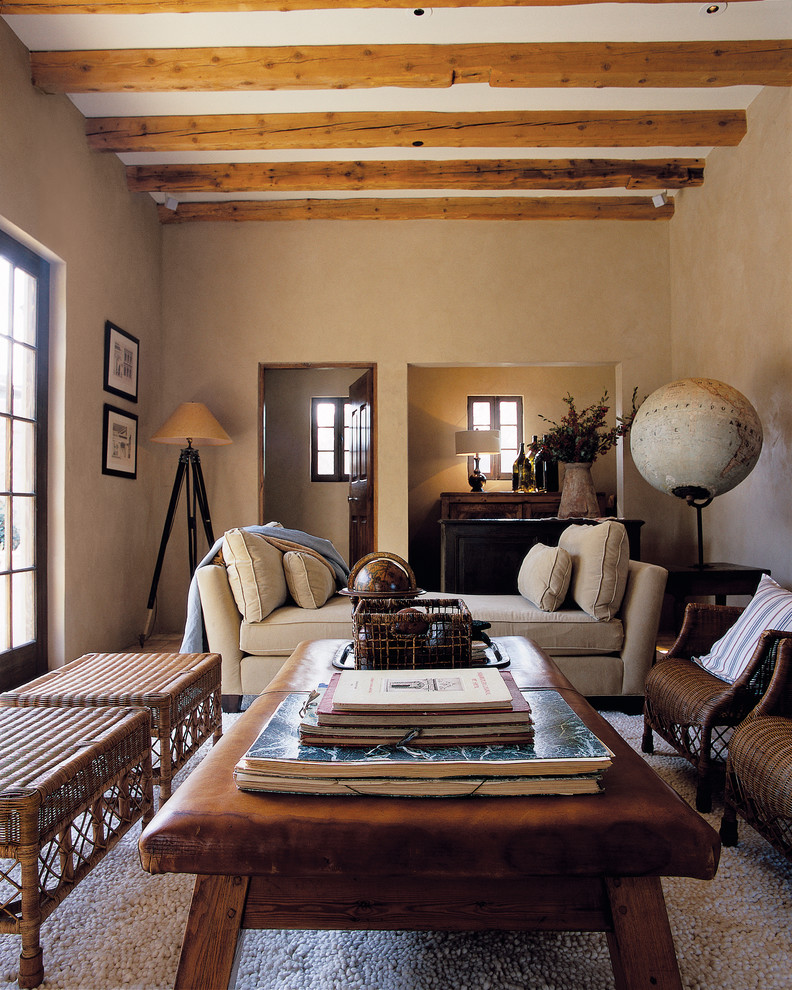 daybed for living room leather top bench coffee tables armchairs standing lamp globe cabinet carpet southwestern style