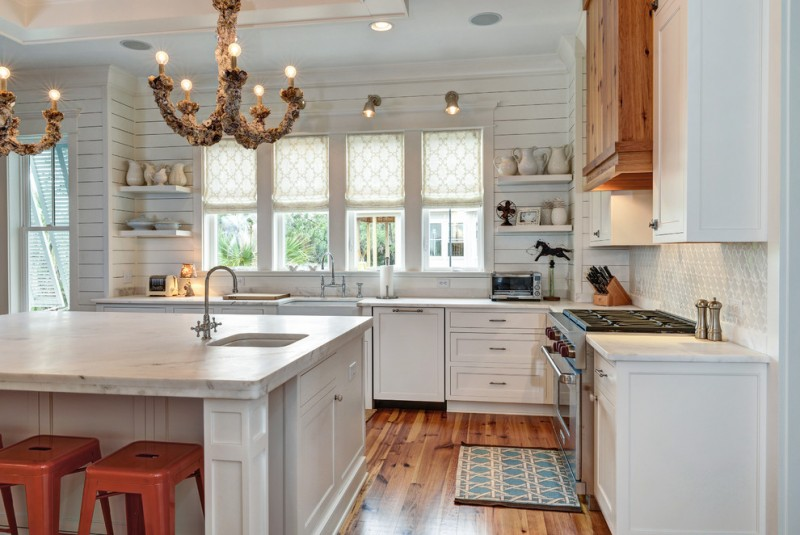 Captivating ... Design Your Own Kitchen Layout With These Fine Ideas Decohoms Part 5