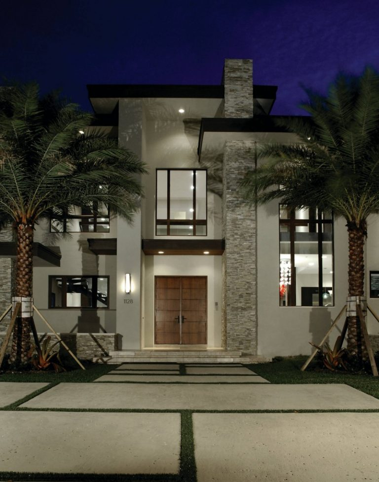 Home Exterior Design 5 Ideas 31 Pictures: Stunning Modern White House Ideas That People Look For