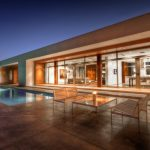 fleetwood windows and doors pool seating table impressive lighting contemporary pool