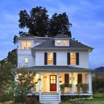 house skirting ideas stairs railing flowers windows door lighting farmhouse exterior