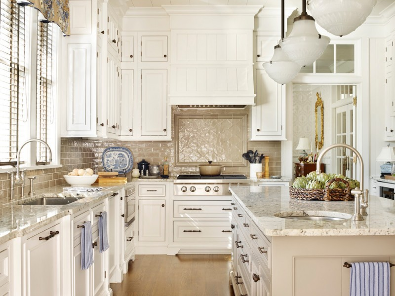 kitchen cabinets clearance beaded inset cabinet island faucet sink windows cool lamps traditional room