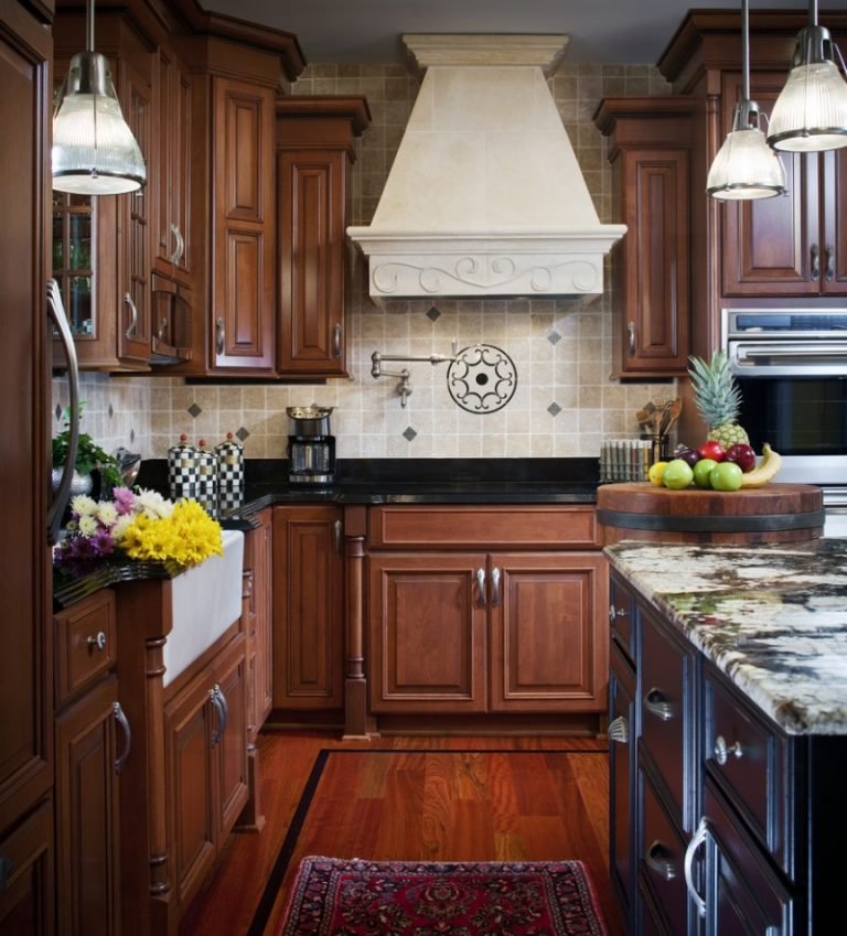 30 Awesome Kitchen Backsplash Ideas For Your Home 2017: Cool Cabinets To Get Ideas When Looking For Kitchen