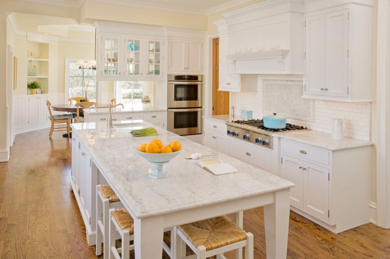 large kitchen islands with seating and storage beautiful floor chairs stools faucet sink shelves oven cabinets stove traditional room