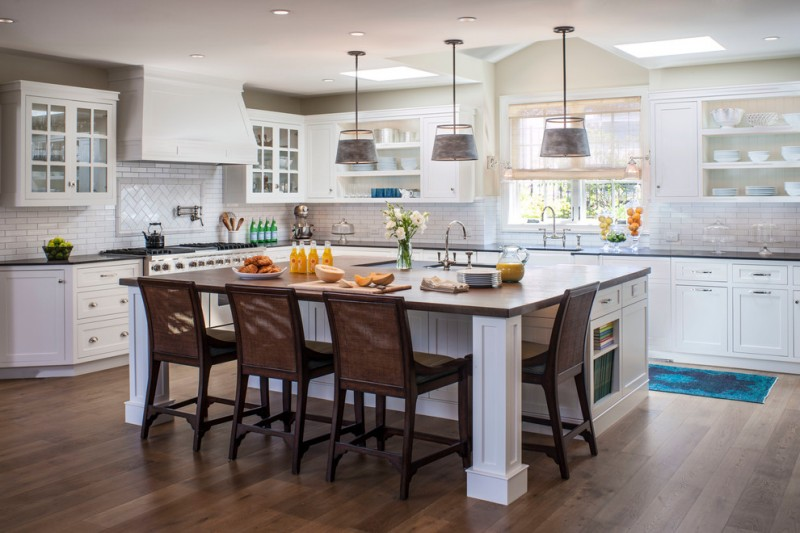Fabulously cool large kitchen islands with seating and - Large kitchen islands with seating and storage ...