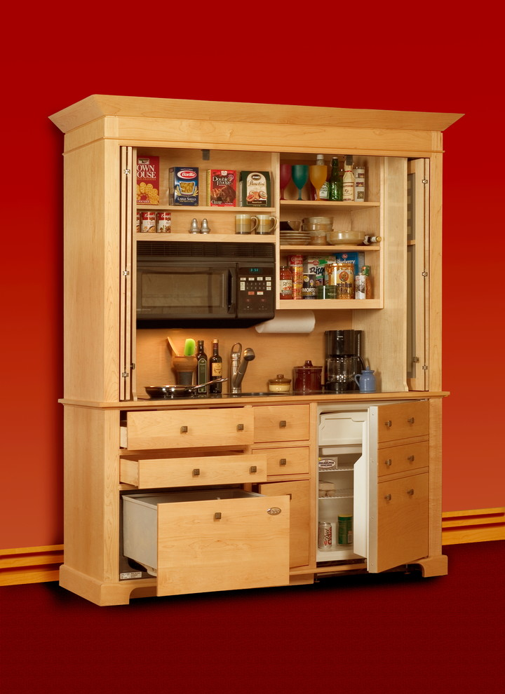 Several cute mini kitchen units you definitely have to for Long kitchen wall units