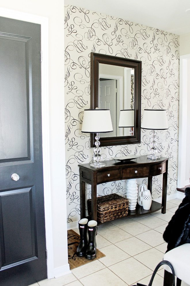 Modern Foyer Wallpaper : An awesome modern entryway table list to get a look at