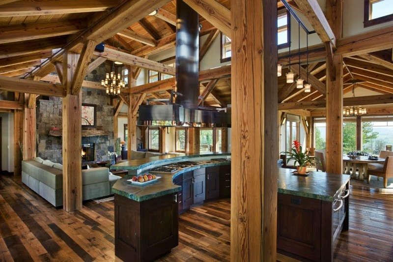 Brilliant Mountain Home Floor Plans To Apply