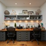 Office Decor Ideas For Work Chairs Desk Flowers Shelves Drawers Small But Beautiful Things Contemporary Home Office
