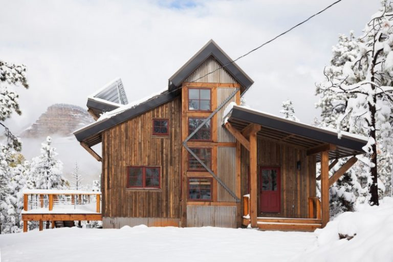 Tiny Home Designs: Beautiful Rustic Houses To Get Ideas For Small Rustic House Plans From