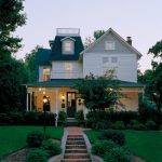 small victorian house plans gable roof door windows brick stairs pavers light fixtures porch victorian design
