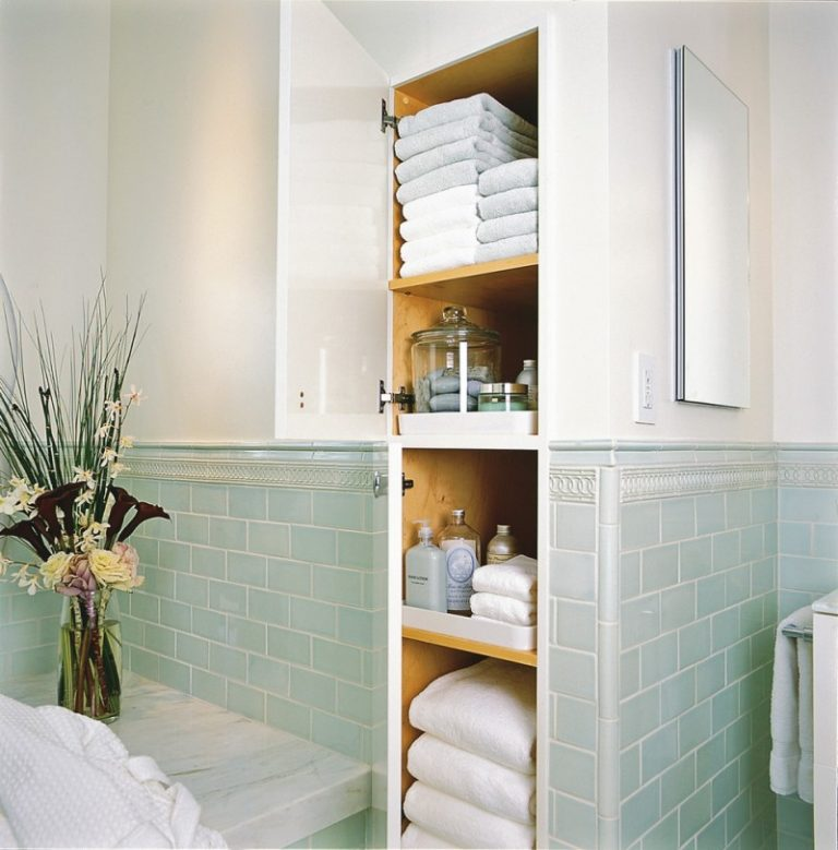 Smart storage solutions for small bathrooms to be inspired by decohoms Storage solutions for tiny bathrooms