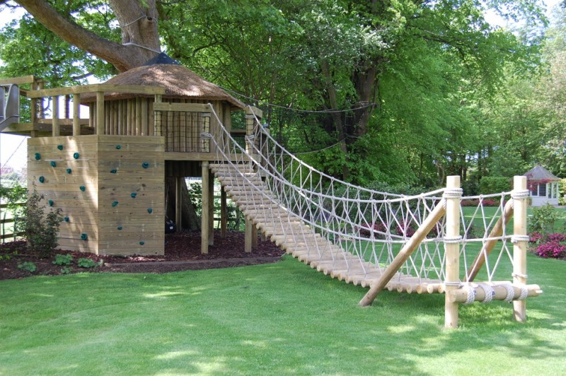 Cute Treehouses For Kids To Get Treehouse Design Ideas