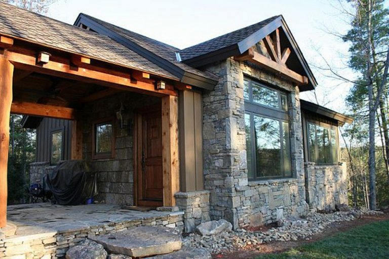 Tiny Home Designs: Small Vacation Home Plans For Hunting Or Camping Ideas
